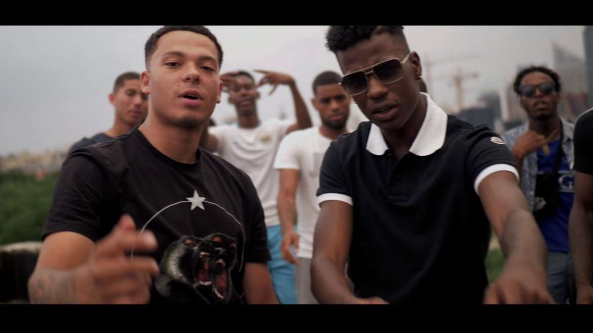 [VIDEOCLIP] Knaller x Pluis – In My City